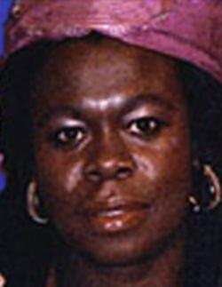 Mrs Wundowa from Ghana left for work and never returned