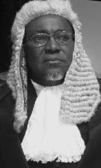 Sierra Leone's Speaker of Parliament Justice Abel Stronge - time to do the right thing. Resign