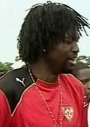 Togo captain Adebayor - they have pulled out of the Angola tourney