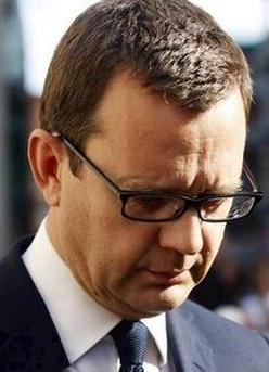 Andy Coulson, the former News of the World editor - found guilty of phone hacking and faces jail.