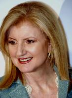 Huffington Post Chief Executive Arianna Huffington