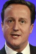 David Cameron - Leader of the main opposition Conservative party