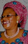 Former Information minister Dora Akinyili - she knows something about re-branding a country