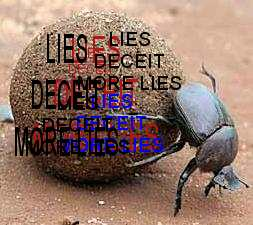 The dung beetles of lies, lies and more lies - the Ernest Bai Koroma machinery of deception