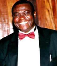The late business executive Aki Macauley. He succumbed to the ravages of the Ebola Virus Disease.