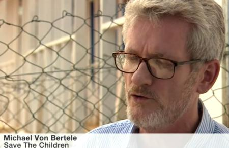 Michael Von Bertele of Save the Children admitted the organisation's incompetence in handling such a complex medical facility as is to be found at the Kerry Town Ebola centre. Why was Save the Children put in charge?