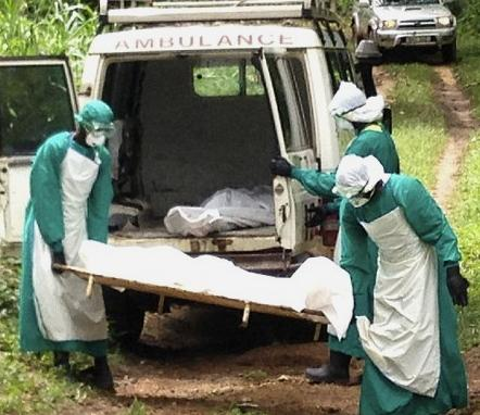 Ebola victims who did not pull through get an undignified burial as the battle gets heated up against the scourge. If only Sierra Leone had the right leadership.