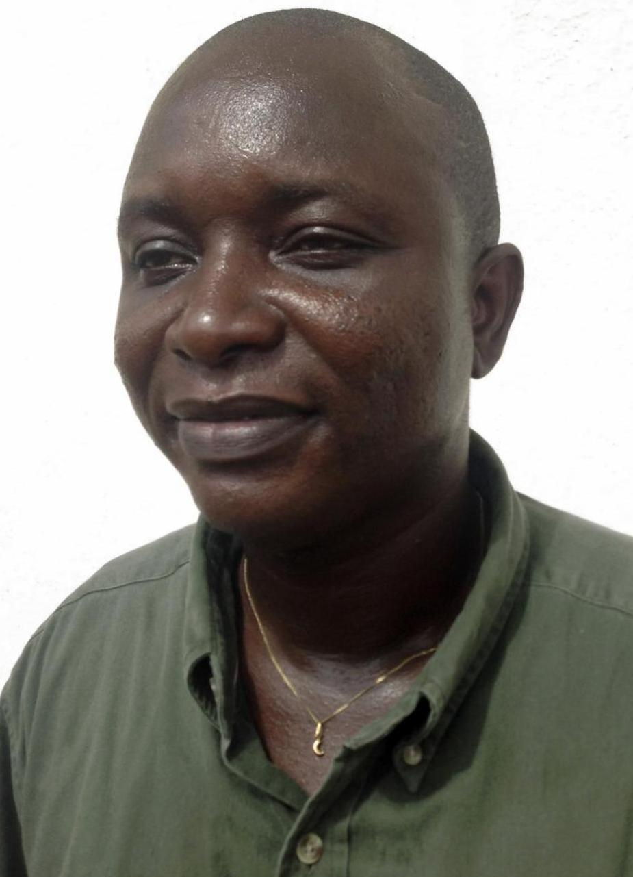 The lead doctor in the fight against ebola Dr Khan contracted the disease. We wish him a speedy recovery.