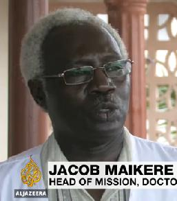 The MSF Country Representative Jacob Maikere fears the worst unless the next 90 days are taken seriously and health delivery systems improved.