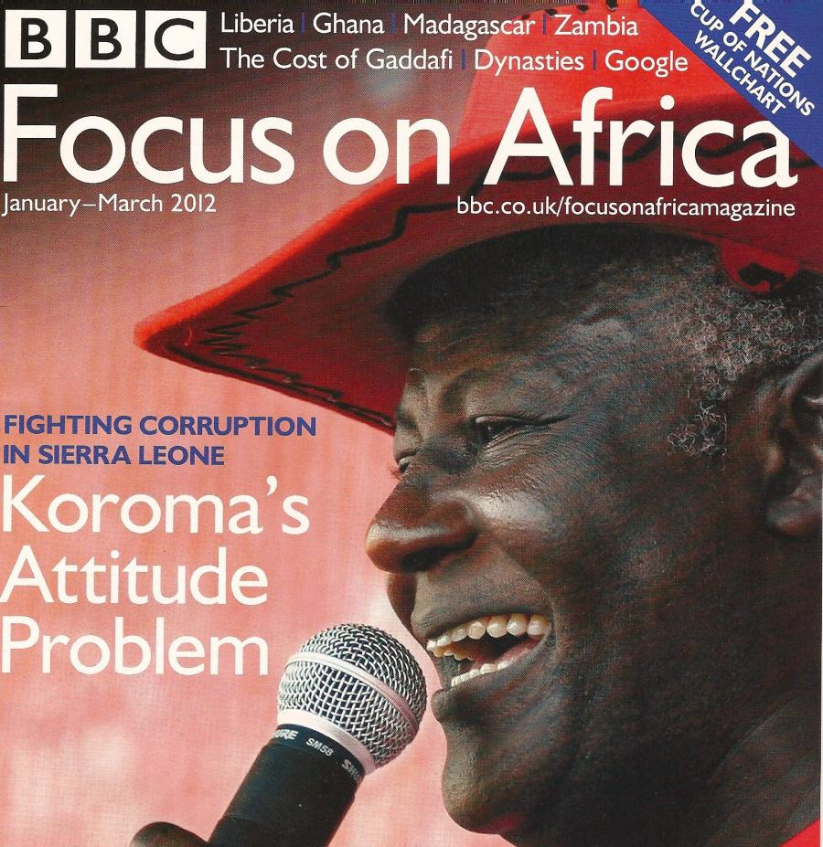 BBC World Service - Focus on Africa, Angelina Teny: Dr