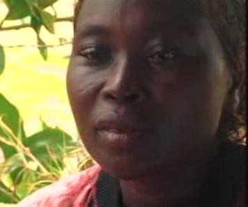 Sierra Leonean woman and rape witness says it all. Sierra Leone urgently needs forensic kits to nail the perpetrators.