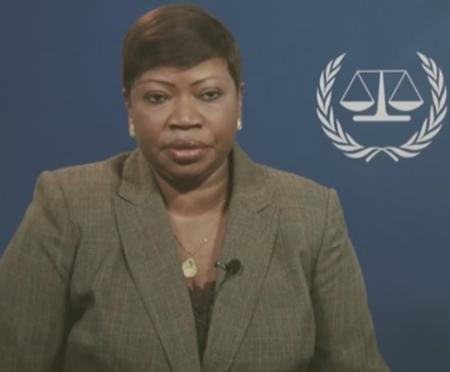 ICC Prosecutor Fatou Bensouda says today's verdict sends a clear message to perpetrators of human rights violations.