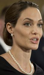 Angelina Jolie - Special Envoy for UN Human Rights Council