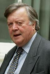 UK Justice Minister Kenneth Clarke - Calls that he be sacked over rape definition