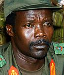 Joseph Kony - wanted by the International Criminal Court for crimes against Ugandans