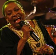 The great singing legend Miriam Makeba who died today. RIP