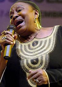The late icon - Miriam Makeba