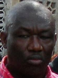 Ernest Bai Koroma's terror campaign organiser - he has been mentioned in cases involving extreme violence against political enemies. Protected by President Koroma.