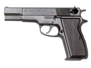 The Chinese-made Norinco-18 10-bullet magazine pistol ordered by the Ernest Bai Koroma government