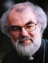 The outgoing Leader of the Anglican Community Archbishop Rowan Williams