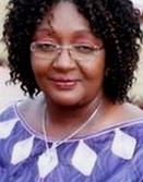 Sierra Leone's First Lady Mrs Sia Nyama Koroma - real lady of substance