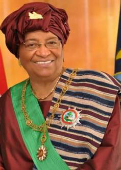 Liberia's Head of State Ellen Johnson-Sirleaf - has her priorities in the fight against the Ebola invasion.
