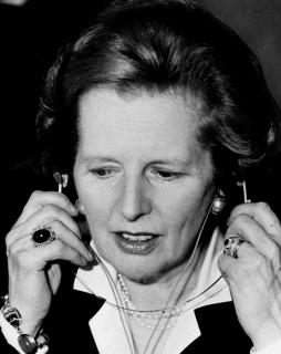 Three times Prime Minister and first woman to occupy 10 Downing Street, Mrs Margaret Thatcher who has died today April 8th, 2013.
