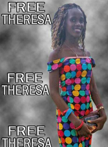 Theresa - a victim of government human rights violations