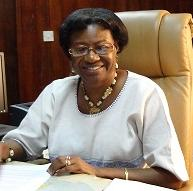 Head of Sierra Leone's Electoral Commission Dr Christiana Thorpe