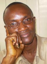SLAJ President Umaru Fofanah - tried and tested in the battle for media freedom