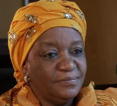 UN Under Secretary General for Sexual Violence in Conflict Zainab Hawa Bangura. She still knows that in Sierra Leone are rapists who are getting the protection of the government. When will she act?